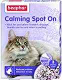 Beaphar Calming Spot On for Cats (3 Pipettes)