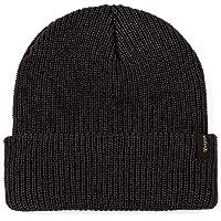 Brixton Men's Heist Beanie Hat, New Black, One Size