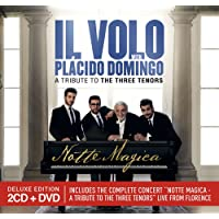 Notte Magica - A Tribute to The Three Tenors.  2CD+DVD Edition