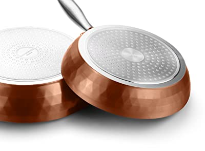 COOKSMARK Diamond-Infused Nonstick Induction Safe Cookware