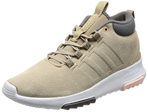 Amazon.com | adidas Neo CF Racer Mid WTR Womens Suede ...