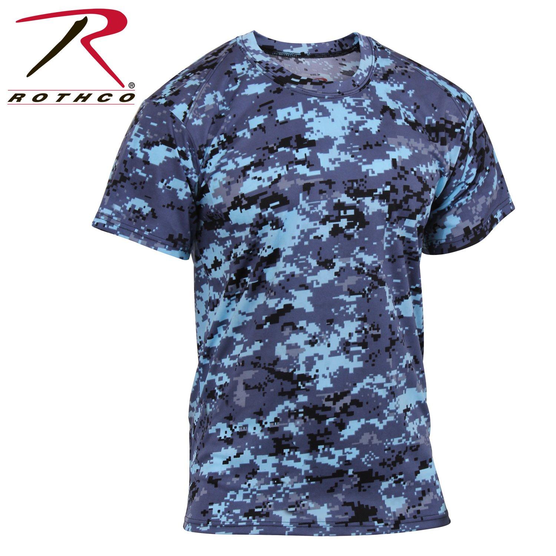 Rothco Polyester Performance T-Shirt B01BUBI5M2