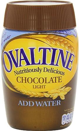 Ovaltine Chocolate Light 300 g (Pack of 6): Amazon.es ...