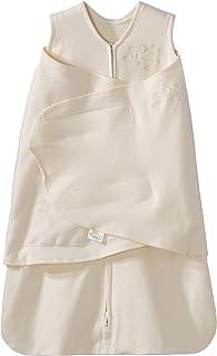 HALO 2150 SleepSack 100-Percent Cotton Swaddle Small Cream