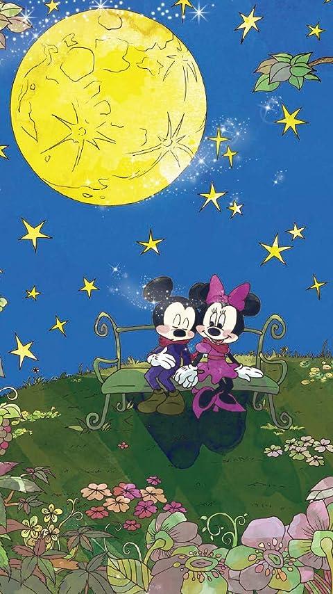 ディズニー ミッキー,ミニー XFVGA(480×854)壁紙画像