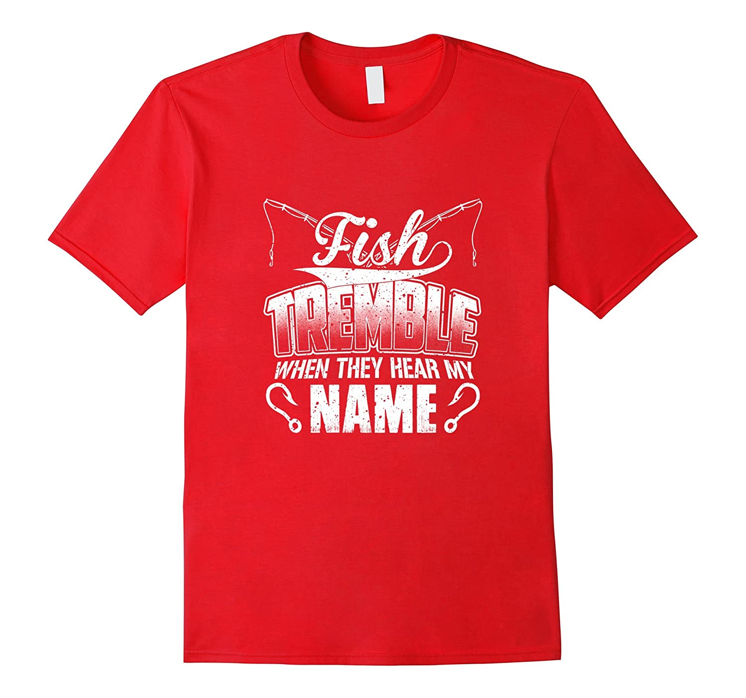 Fish Tremble When they hear my name-CL