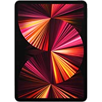 2021 Apple iPad Pro (11 cala, Wi-Fi, 512 GB) - gwiezdna szarość (3. generacji)