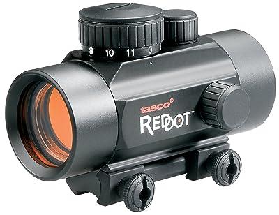 Tasco 5 MOA Red Dot Riflescope Review