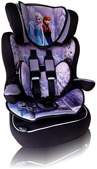 Disney I Max Childrens Car Seat Group 1 2 3 9 36