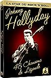 Johnny Hallyday - 48 Chansons de légende - 2 DVD