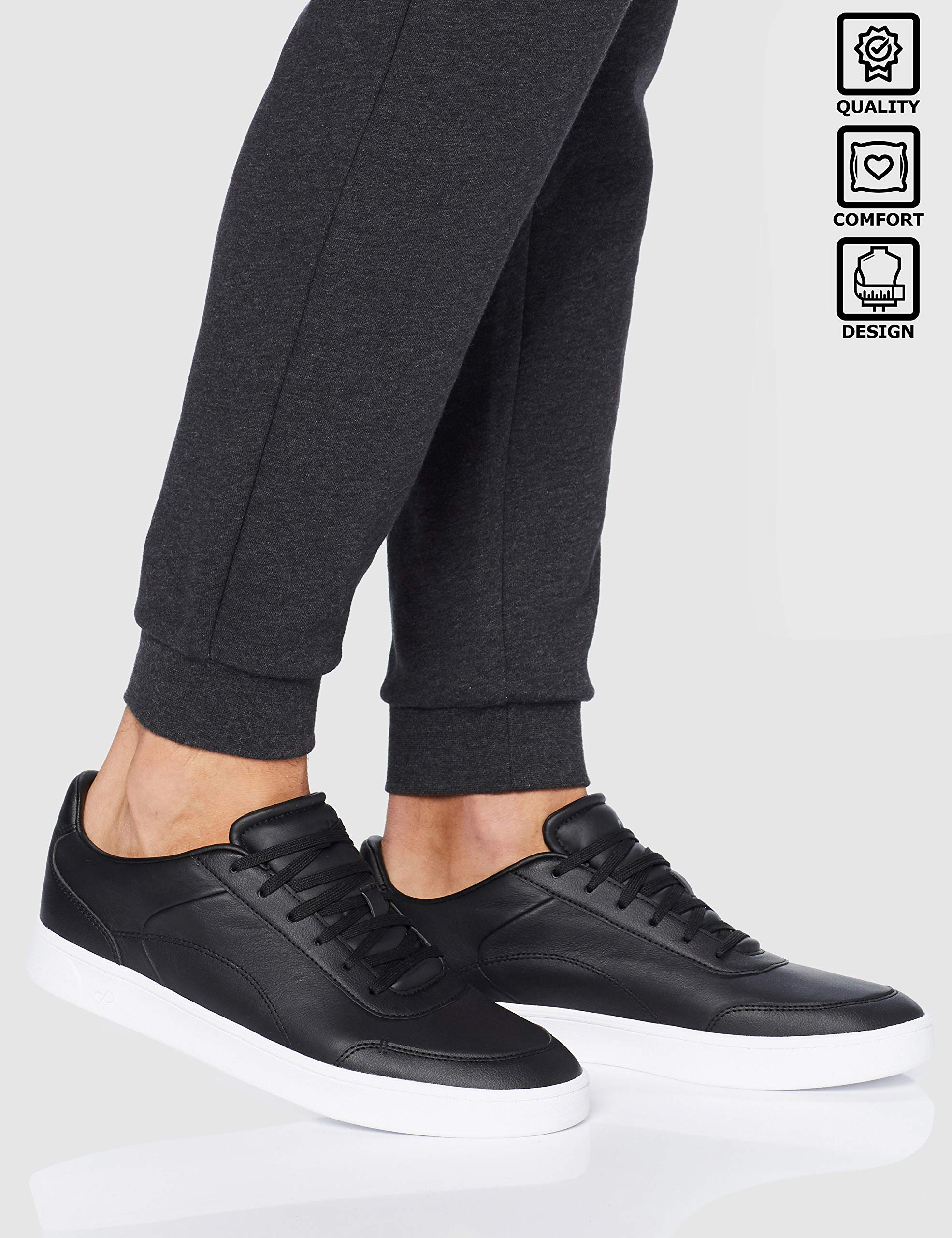 Details about CARE OF by PUMA Men's Leather Low Top Trainers, Be Choose SZcolor