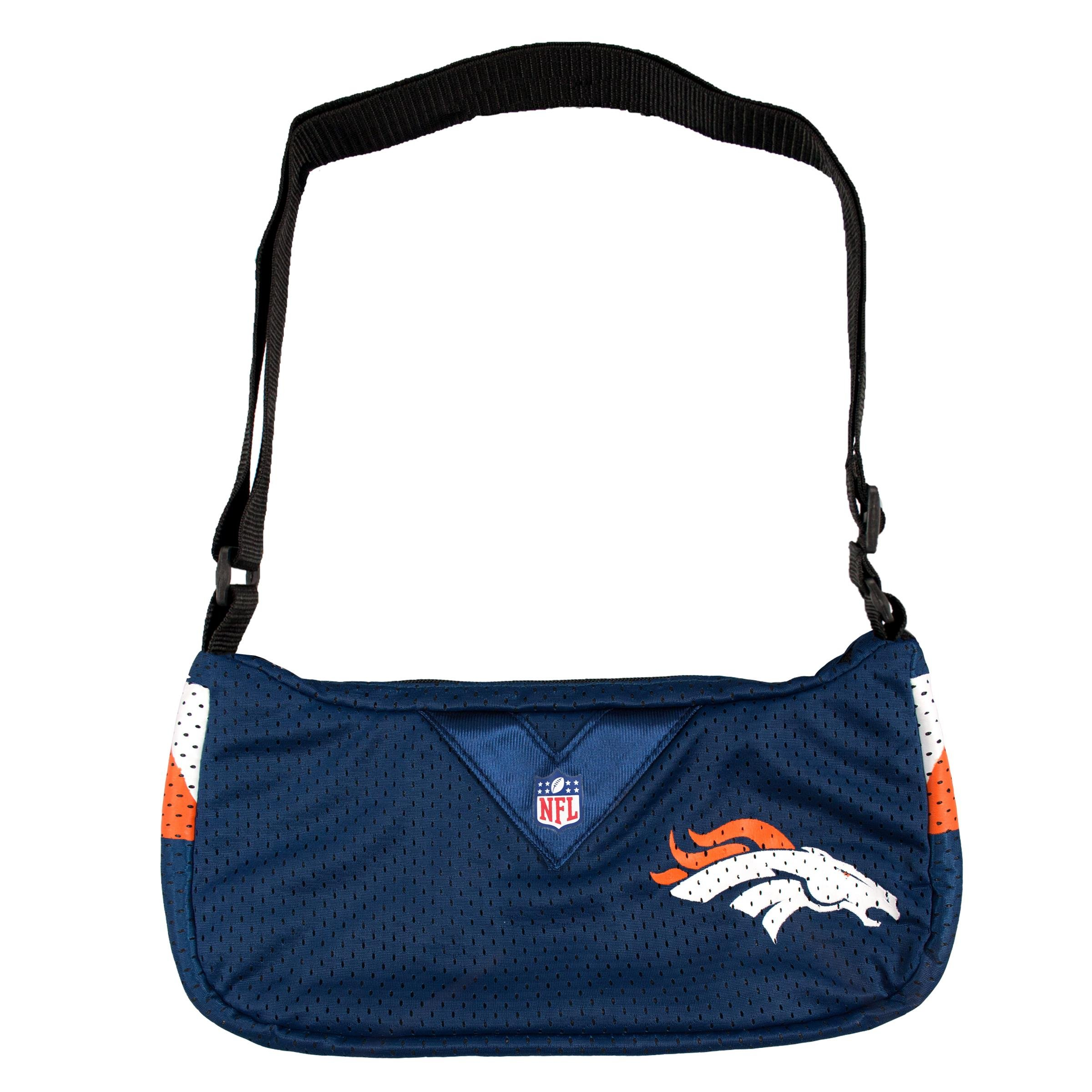 NFL Denver Broncos Jersey Team Purse