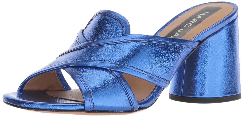 Marc Jacobs Women's Aurora Mule B0781VC27V 36.5 M EU (6.5 US)|Blue
