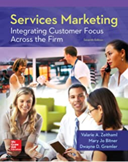 Image result for Services Marketing: Integrating Customer Focus Across the Firm