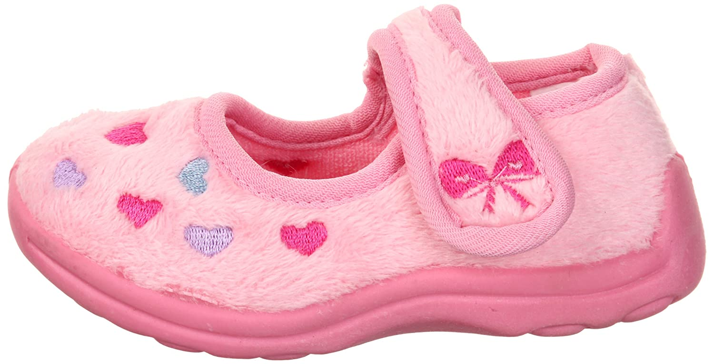 Toddler//Little Kid Ragg Lil Hearts 2 Mary Jane Slipper