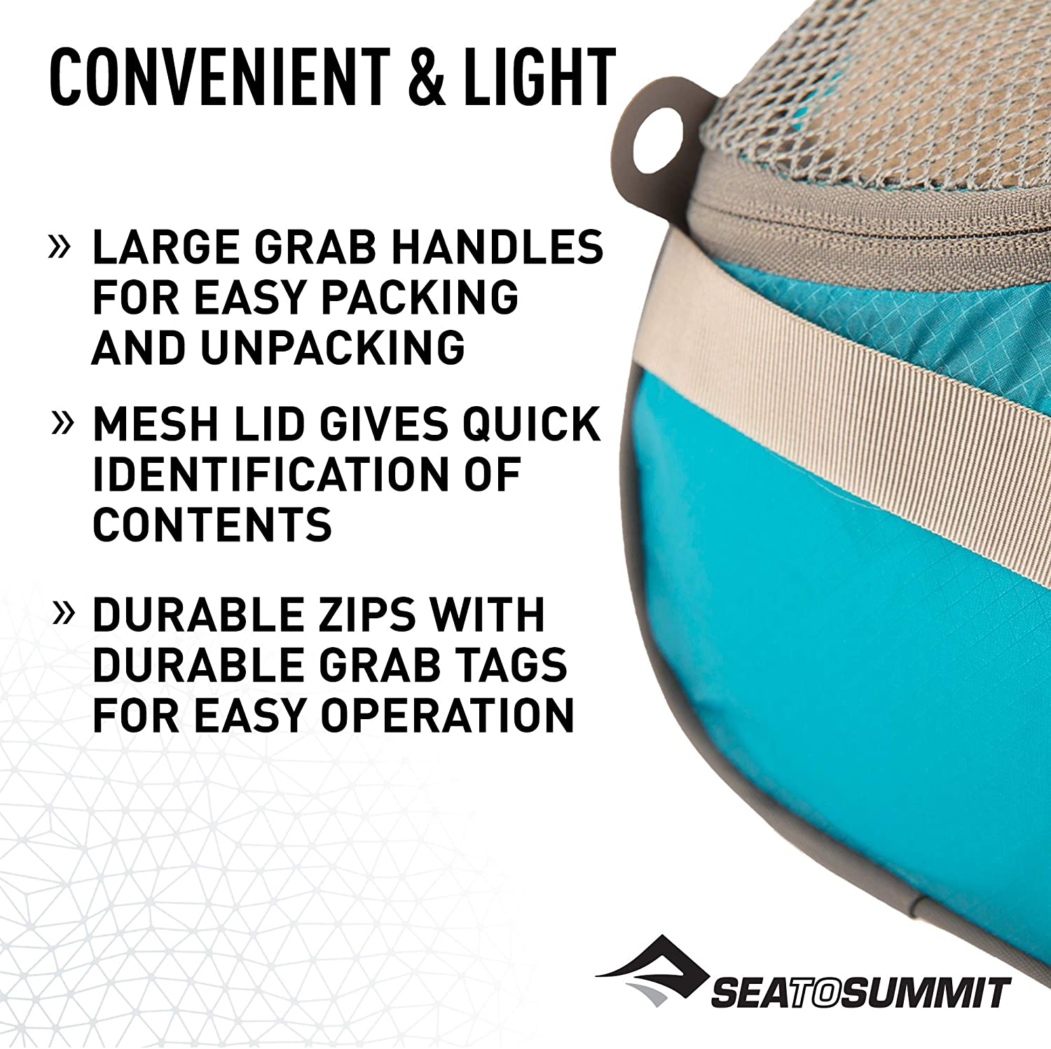 Sea to Summit Travelling Light Packing Cell
