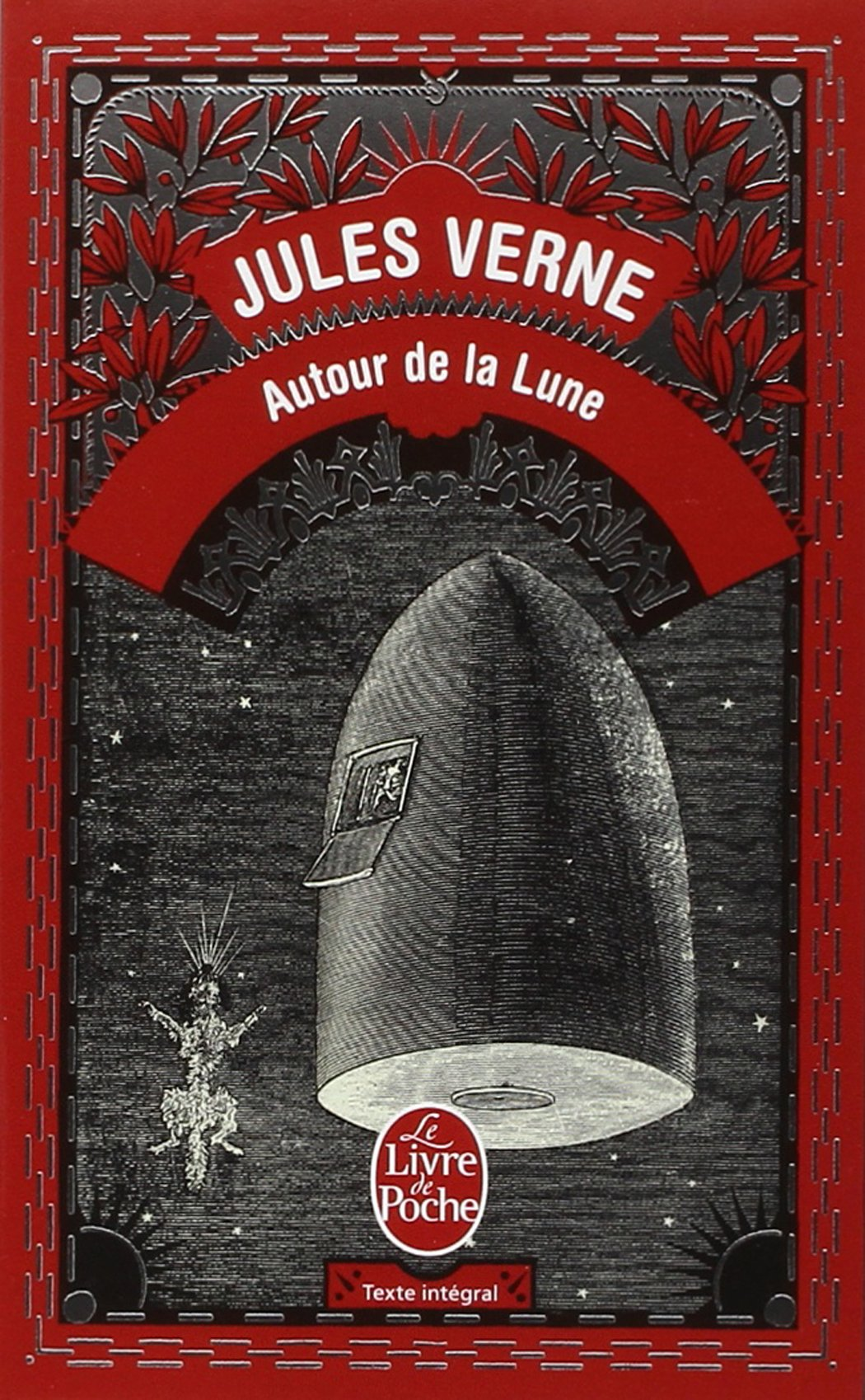 Amazon Fr Autour De La Lune Jules Verne Livres