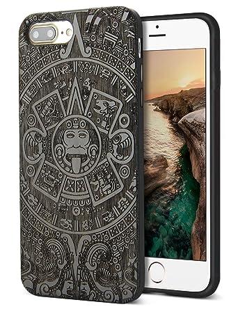 iphone 8 plus case black pattern