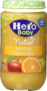 Hero Baby - Infantil Frutas Variadas. A Partir De 4 Meses. Sin gluten 235