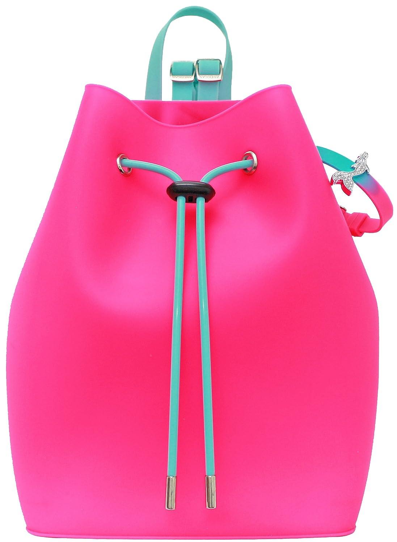 American Jewel Yummy Gummy Bucket Silicone Backpack Mermaid