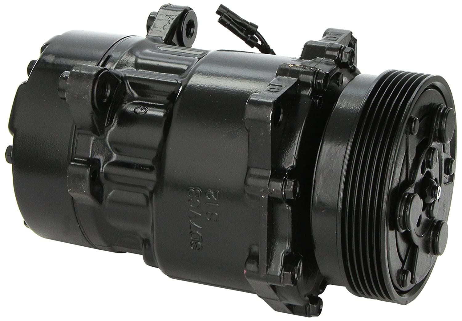 Four Seasons 77554 Remanufactured Compressor with Clutch