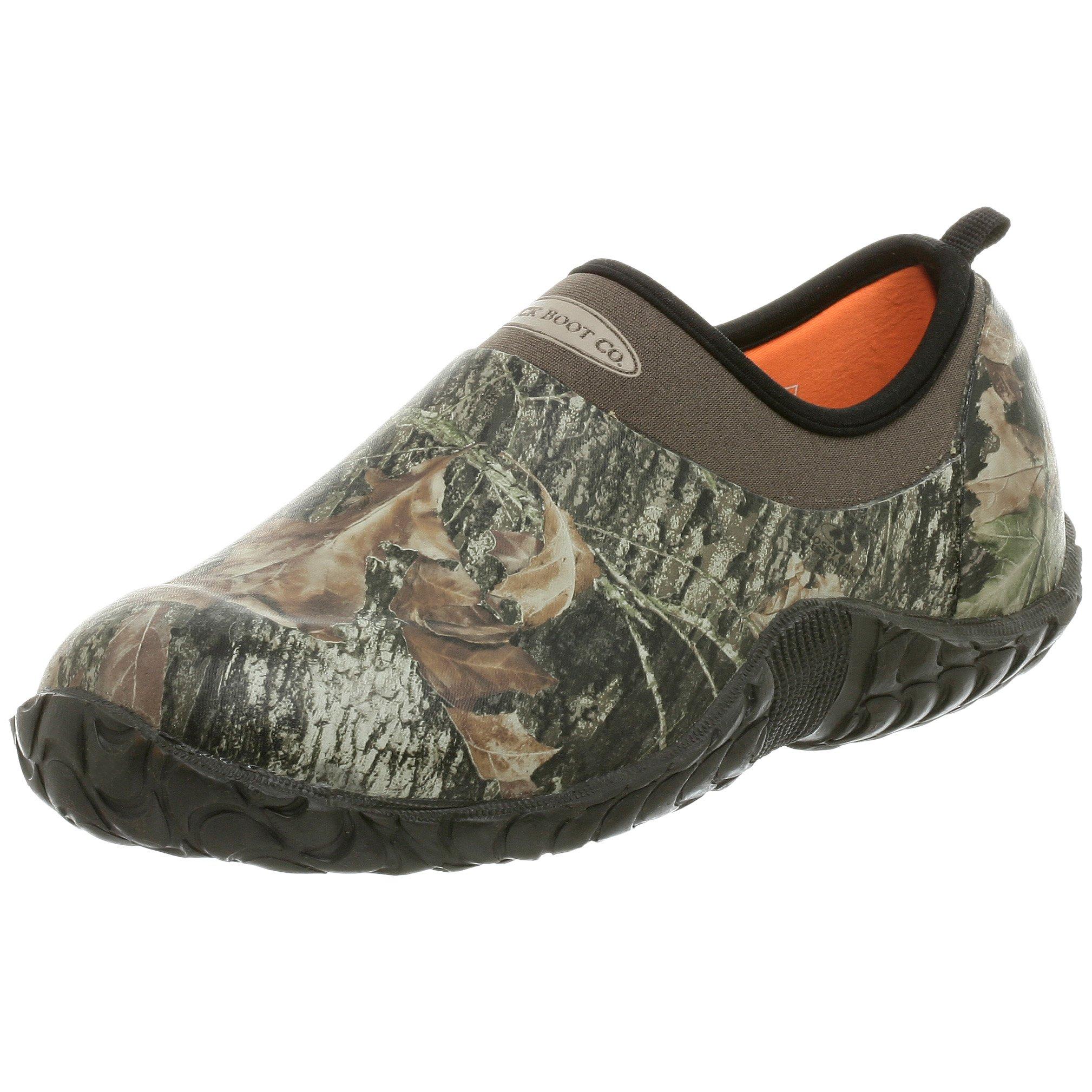 The Original MuckBoots Adult Camo Camp Shoe,Mossy Oak Break-up,8 M US Mens/9 M US Womens by Muck Boot