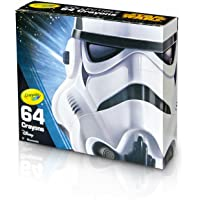Crayola Star Wars Limited Edition 64ct Crayons