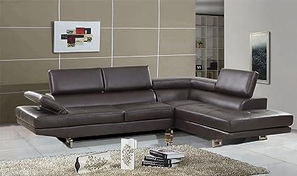 Amazon.com: Golden Coast Furniture 2 PC Simple Bonded ...