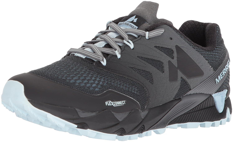 Merrell Women's Agility Peak Flex 2 E-Mesh Sneaker B072JV5RR2 5.5 B(M) US|Black