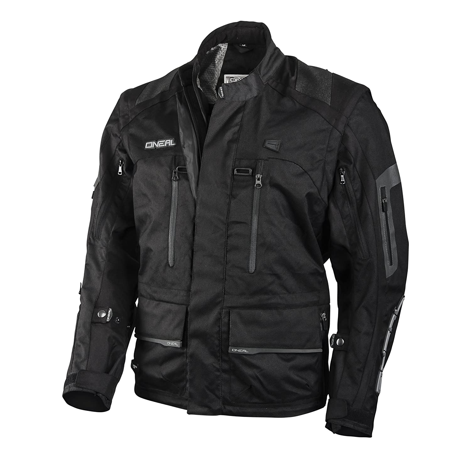 Black, Large ONeal Baja Unisex-Adult Jacket