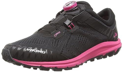 Viking Apex II GTX W amazon-shoes neri Da corsa Ofertas Baratas Envío Gratis Oficial En Línea Barata Venta En Línea Oficial Vbo8OQ