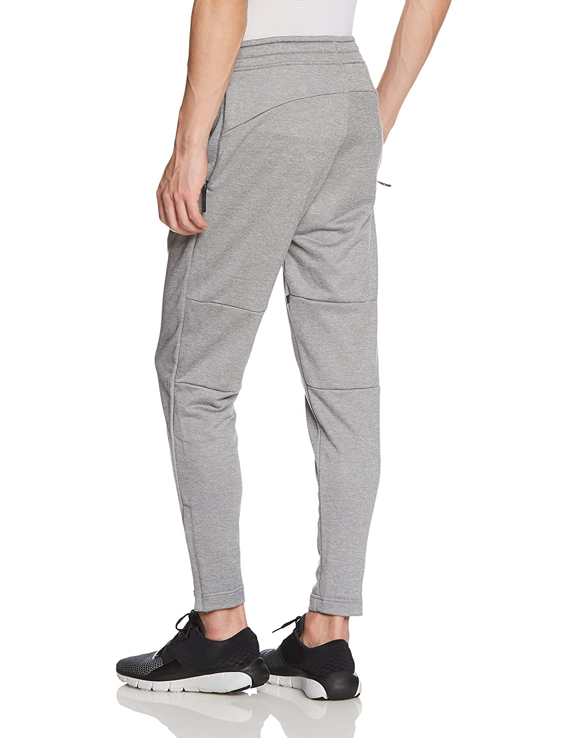 Under Armour MK1 Terry Tapered Pant Pantalón Largo, Hombre, Azul (487), S