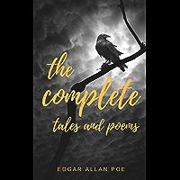 Edgar Allan Poe: Complete Tales & Poems (AB Books) (English Edition)