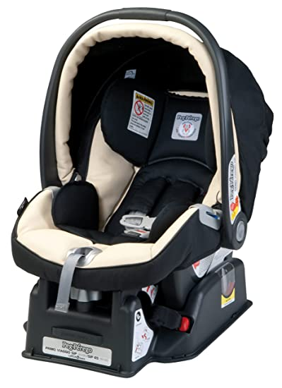 Amazon.com : Peg Perego Primo Viaggio SIP 30-30 Car Seat, Paloma ...