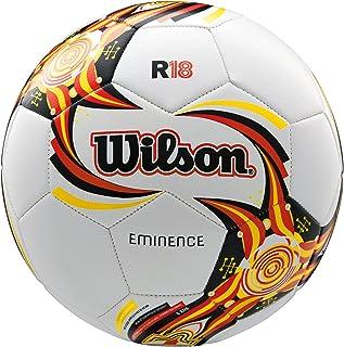 Wilson Pallone da Calcio, Motivo Mondiali 2018 Germania, Misura 5 ufficiale, Eminence, WTE0118XB03
