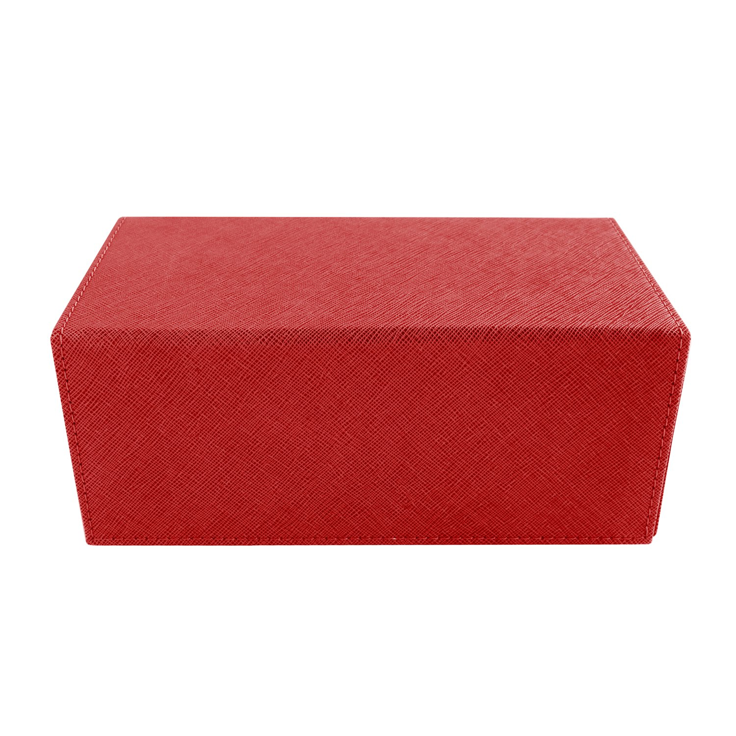 Creation Line Deck Box Large Red by Dex Protection