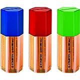 Stabilo Point 88Mini Fineliner bolígrafos (juego de 18), multicolor