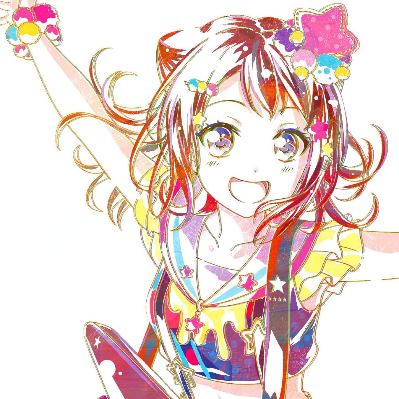 Bang Dream バンドリ Ipad壁紙 戸山香澄 Poppin Party アニメ