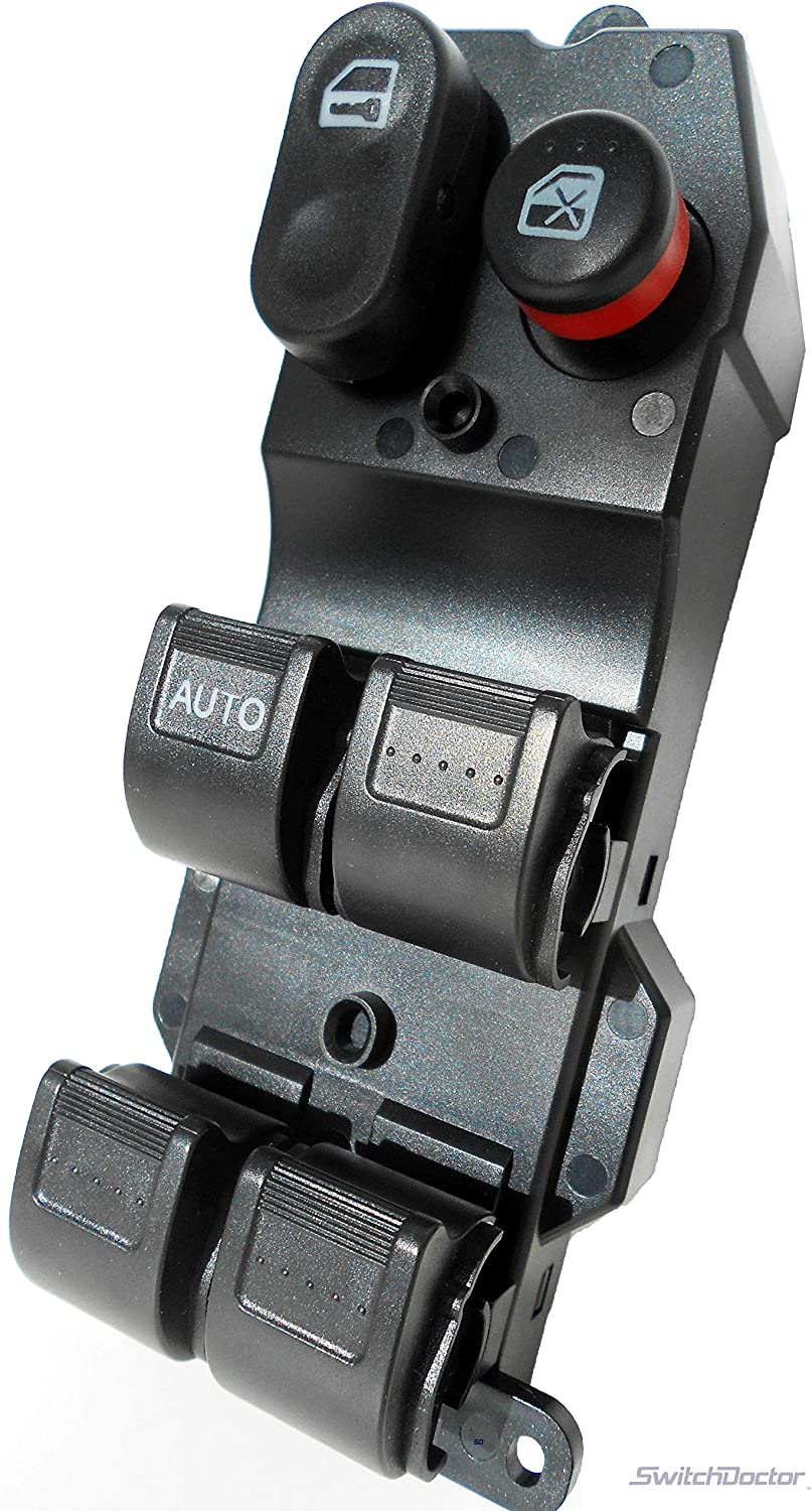 SWITCHDOCTOR New color Window Master Switch Honda for outlet 2007-2008 Fit