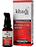 Khadi Global Retinol Deep Wrinkle Repair Serum With Vitamin C Serum, Vegan Glutathione, Vitamin E & Tea Tree Extract…