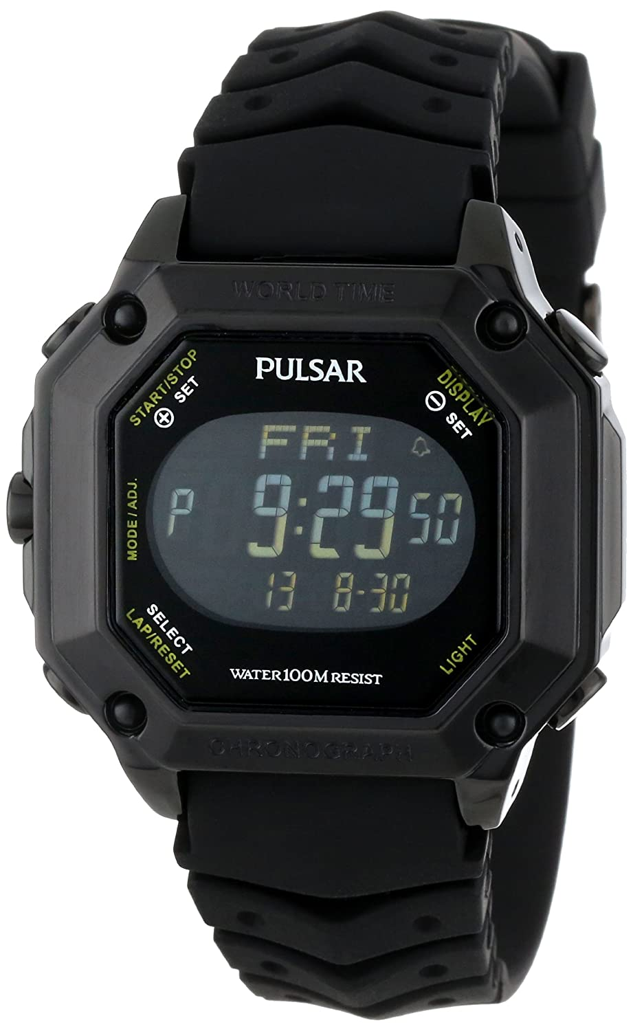 Amazon Pulsar Mens Pw3003 Collection Watch Pulsar Watches