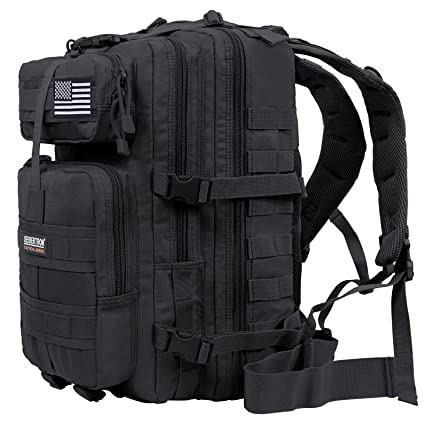 61270693943c Amazon.com  Seibertron Motorbike Backpack Motorcycle Bag Outdoor Sports  Riding Package Black 37L  Automotive