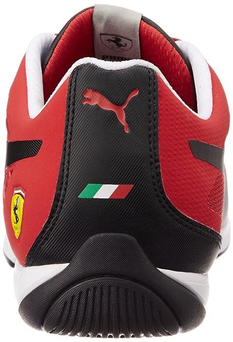 Homme Valorosso Scuderia Chaussures RougeAmazon 2 10 Ferrari Puma oWCexBrd