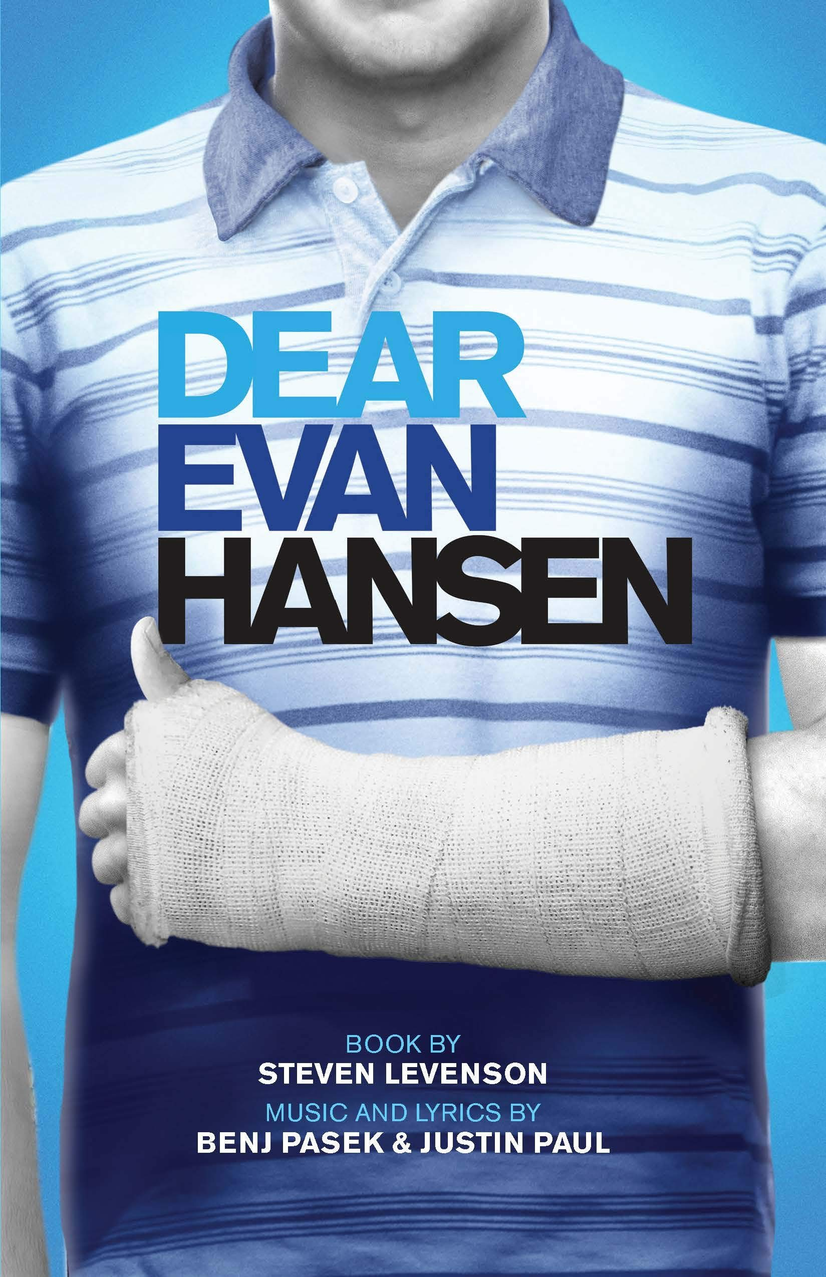 db10d4dac Dear Evan Hansen (TCG Edition)  Steven Levenson
