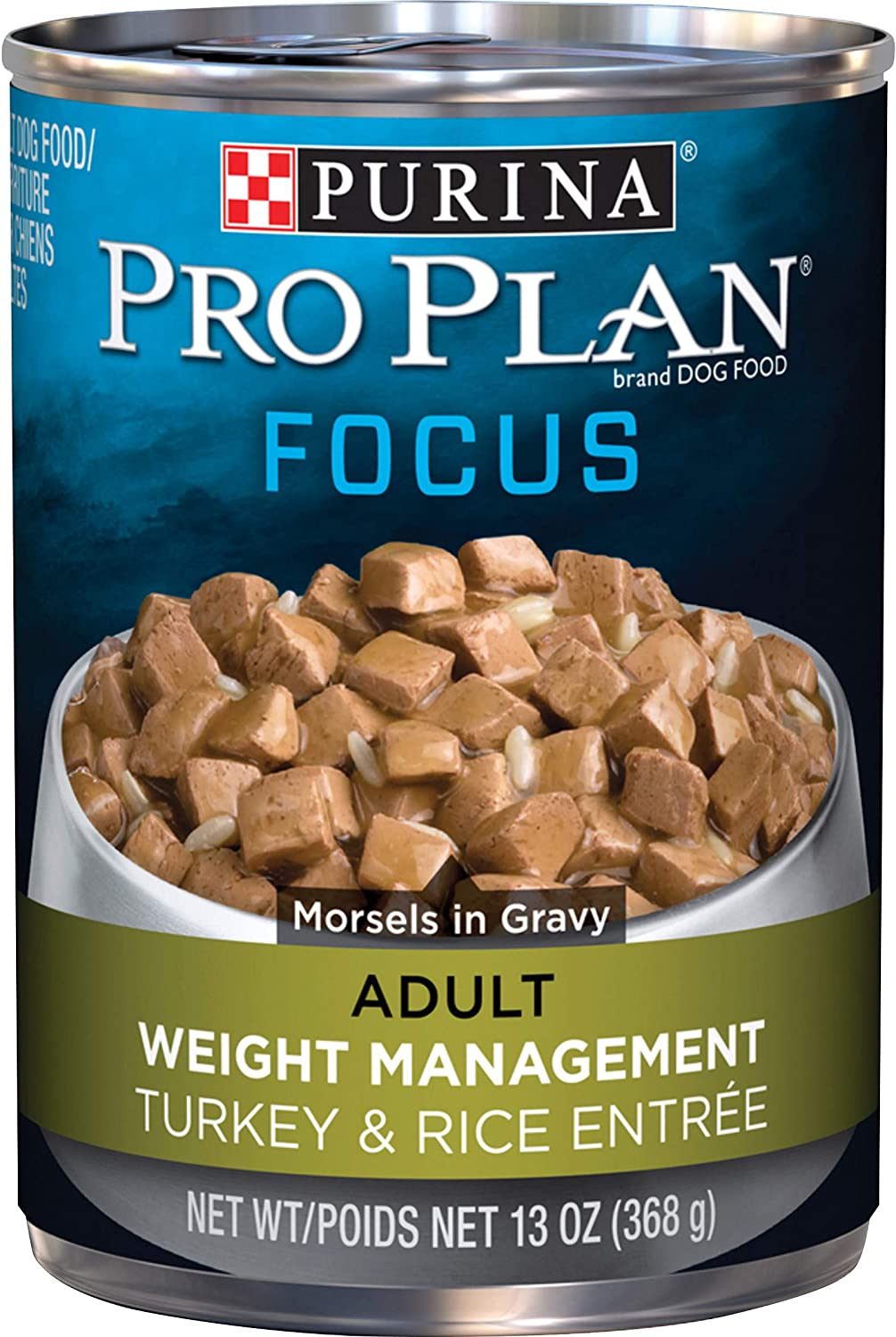 Purina Pro Plan Focus, Turkey & Rice - Wet Dog Food