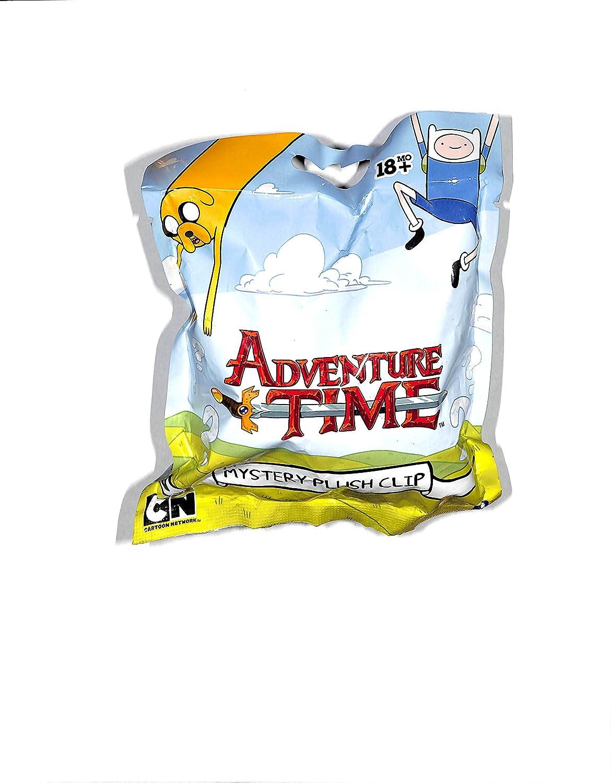 Amazon.com: Adventure Time Clip – Llavero de peluche Perchas ...