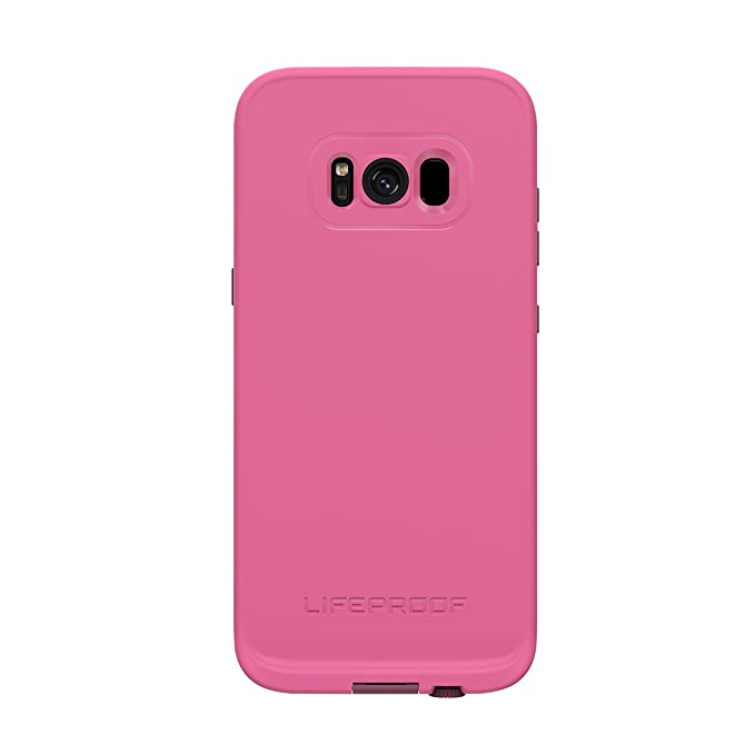 pretty nice 578c2 bcea9 Lifeproof FRĒ SERIES Waterproof Case for Samsung Galaxy S8 (ONLY) - Retail  Packaging - TWILIGHTS EDGE (GRAPE RIOT/PLUM HAZE/LIGHT TEAL BLUE)