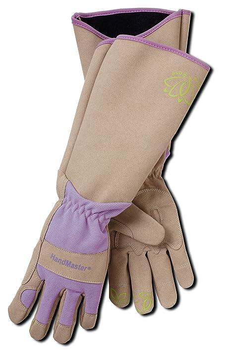Lovely Magid BE195T Bella Womenu0027s Pro Rose Garden Glove, Large