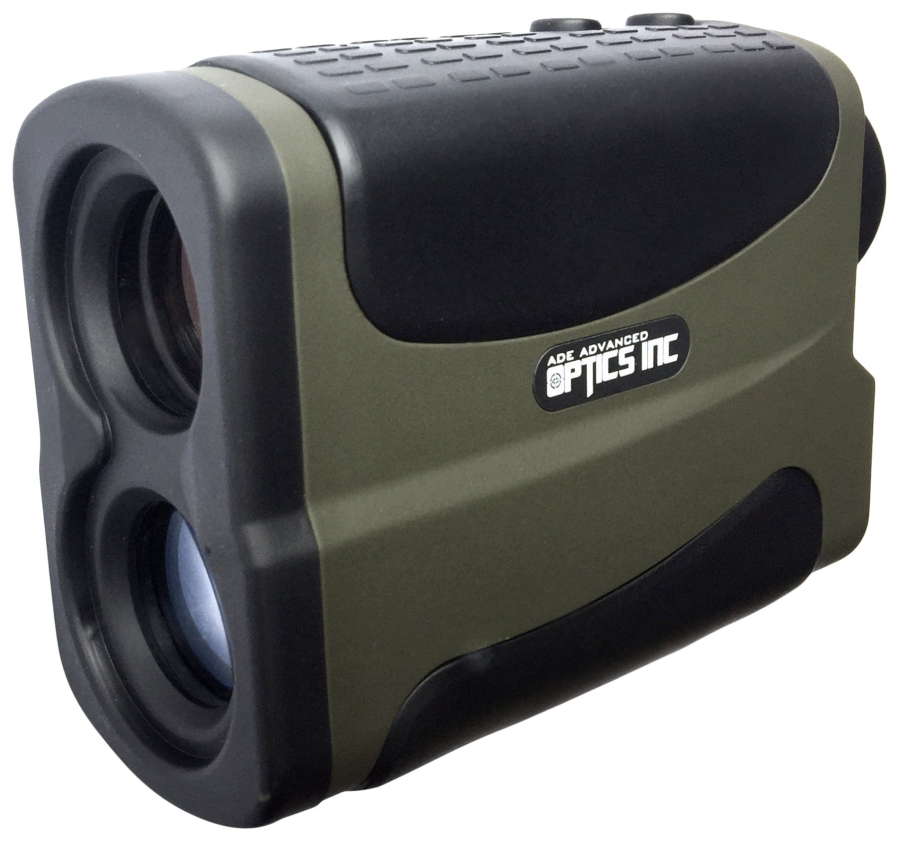 Ade Advanced Optics Golf Laser Hunting Range Finder with PinSeeker Binoculars, Green