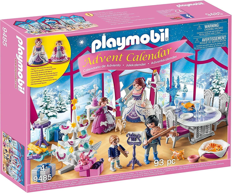 Calendrier Bal Country 2021 Amazon.com: PLAYMOBIL Advent Calendar   Christmas Ball: Toys & Games